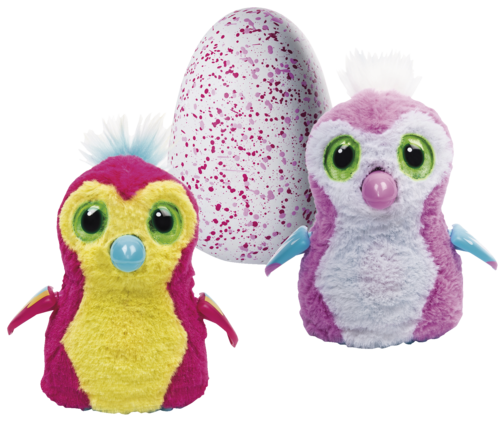 Hatchimals pengualas Globus