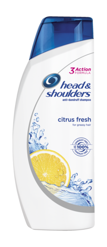 Head shoulders 540Ml Globus