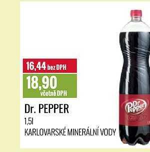 Dr. pepper Ratio