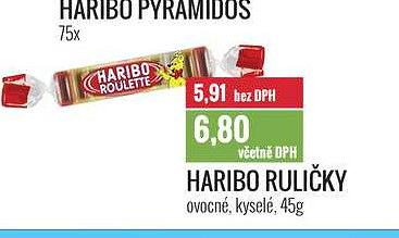 Haribo Ratio