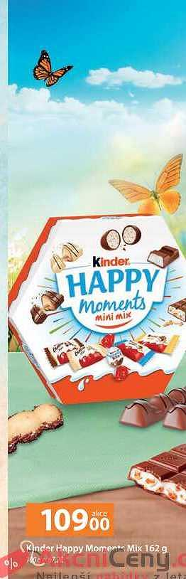 Kinder happy moments mini Terno
