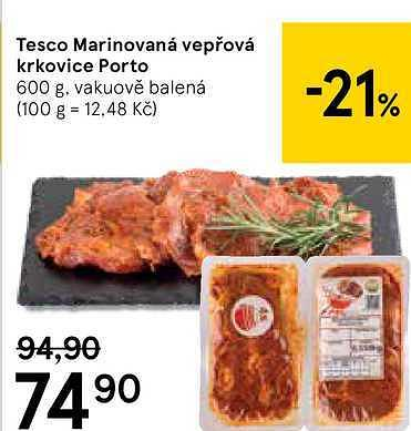 Krkovice Tesco