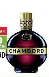Chambord Ratio