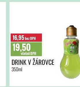Drink žárovce Ratio