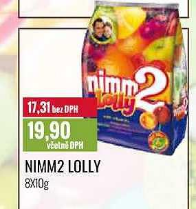 Nimm2 Ratio