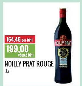 Noilly prat rouge Ratio