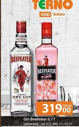 Beefeater Terno