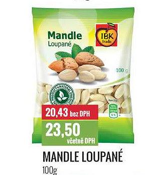 Mandle Ratio