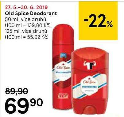 Old spice Tesco