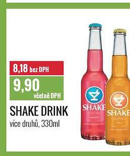 Shake drink Ratio