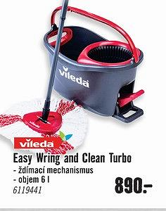 Easy wring clean turbo Hornbach