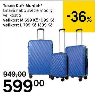 Tesco kufr munich Tesco