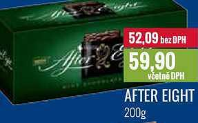 After eight Ratio