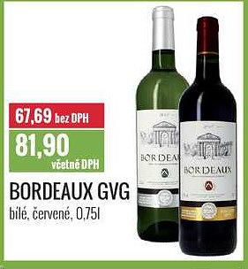 Bordeaux Ratio