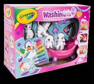 Crayola washimals Sparkys