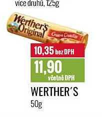 Werther´s Ratio