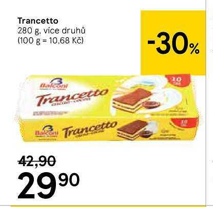 Trancetto Tesco
