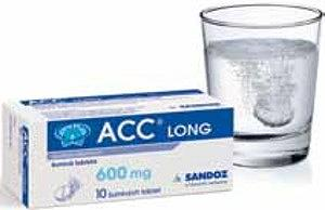Acc® long, šumivé tablety, tbl. Pharma Point