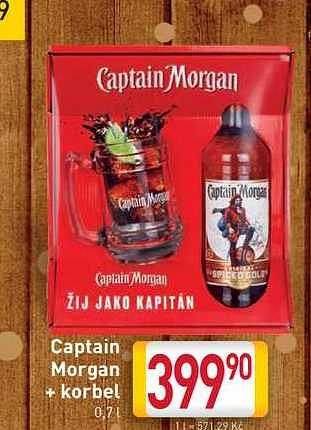 Captain morgan Billa