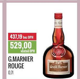 G.marnier rouge Ratio