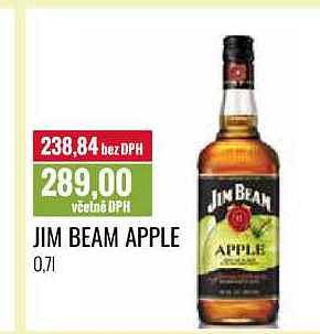 Jim beam Ratio