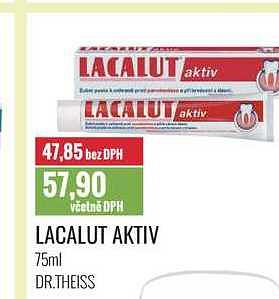 Lacalut Ratio