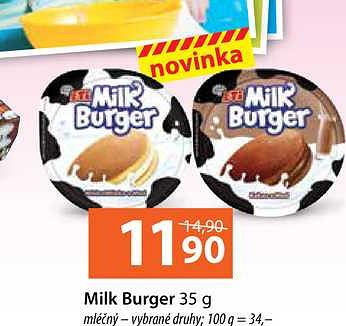 Milk burger Terno