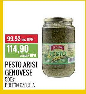 Pesto Ratio