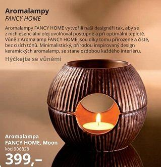 Aromalampy fancy home, moon Tescoma