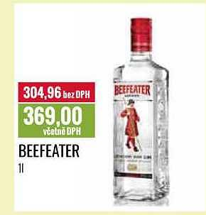 Beefeater Ratio