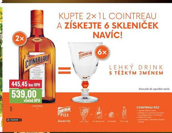 Cointreau Ratio