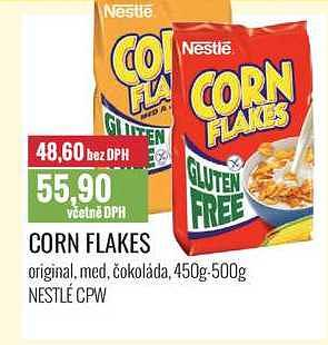 Corn flakes Ratio