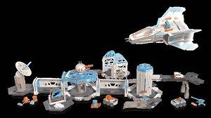 Hexbug nano space cosmic command Sparkys