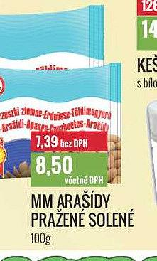 Arašídy Ratio