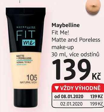 Maybelline DM drogerie