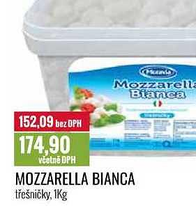 Mozzarella Ratio