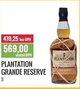 Plantation grande reserve Ratio