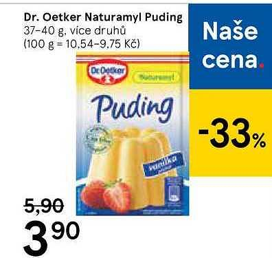 Puding Tesco
